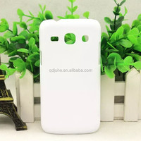 Direct factory price pp/plastic material 3d sublimation cell phone case