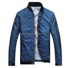 classic mens slim fit blazer ,2015 autumn thin life jacket,casual or soprts motorbike jacket.