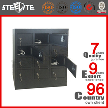Locker cell phone charging station, mobile cell phone lockers