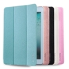 KLD Iceland Series Flip Style Tri-fold Smart Stand Leather Case for iPad Air