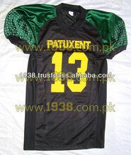American Football Team Jersey with Screen Print custom