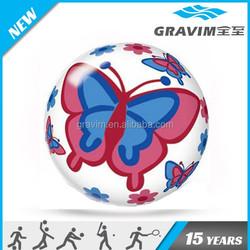 full printing non-toxic PVC toy ball/PVC plastic toy balls/inflated toy balls