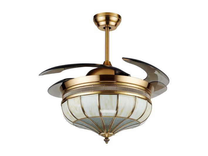 noble decorative retractable lighting ceiling fan with hidden blades buy ceiling fan with. Black Bedroom Furniture Sets. Home Design Ideas