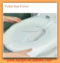 2015 Hot Selling travel pack fold flushable disposable toilet seat paper cover
