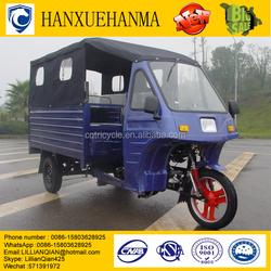 gasoline bajaj motor bike/ Philippines passenger tricycle