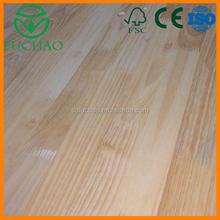 New Zealand pine wood finger Jointed Boards for Korea market