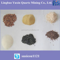 wash quartz medium sand price/vivid color fine sand