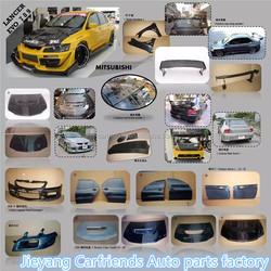 Carbon fiber Auto Parts For Mitsubishi Evo8/9