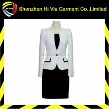 new fashionl custom ladies business suit design