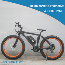 2015 Finland fat 36V 250W middle powered strong electric bike new design electric mountain bicycle