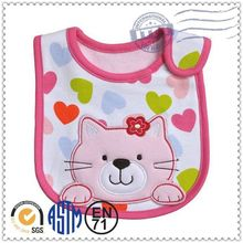 TOP quality colorful & cute bib baby
