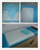 Factory price high absorbency disposable urine nursing pad in hospital usage