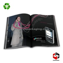 luxury custom fashion printed cloth catalogue