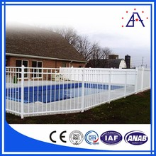 ISO Certificated Decorative Invisible Pool Fencing