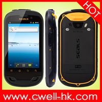 Original Seals TS3 IP68 Waterproof Rugged Mobile Phone 3.5inch Dual SIM Card GPS with Outdoor Tools