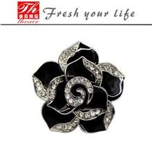 Bauhinia flower shape gel brand car perfume flower air freshener