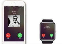 2015 New android smart watch phone, Wifi touch screen smart watch with GSM SIM card slot