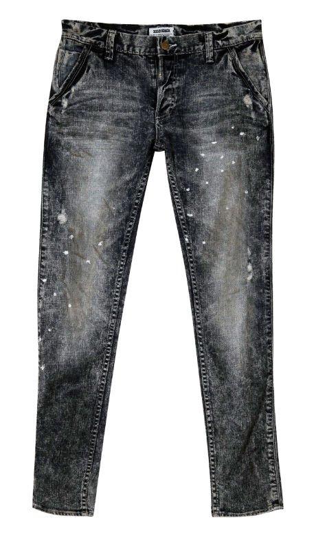 hommes jean avec taches de peinture jeans id du produit 121859767. Black Bedroom Furniture Sets. Home Design Ideas