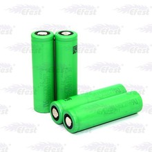 High Power cell Lithium ion battery US18650V3 2250mAh 3.7v flat top battery