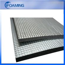 heat shield material sheet / damp proof materials / fire proof aluminum roll