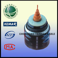 Hot Sale 110kV High Voltage Power Cable From State Grid Of China