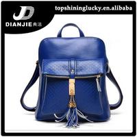 2015 backpack women backpack school bags Ladies women's travel bags Leather backpack