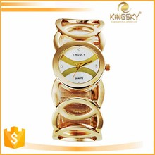 2015 kingsky 3890# colourful japan movt quartz watch price,big dial watch,wrist watch japanese movement
