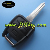 Remote key case for 3 buttons opel key opel key cove rwith left blade and light