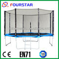 Fourstar 15FT trampolim tenda Costco trampolim comercial para alugar grande trampolins baratos para venda