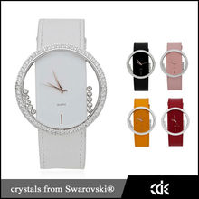 CDE Japan Movt Quartz Watch Stainless Steel Back Fashion Lady Watch 2015