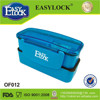 2014 China manufacturer high quality plastic double layer lunch box