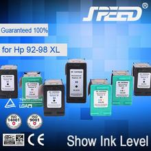 Best quality remanufactured for hp 97 ink cartridges with Premium Ink