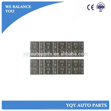 China High Quality Lead wheel weight