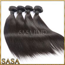 Grade 6a 100% virgin zury hair, natural unprocessed peruvian zury hair wholesale