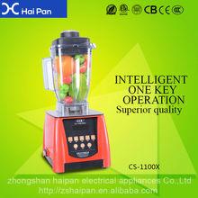 Best Selling Products Industrial Manual Smoothie Fruit Blender HAIPAN Super Blender Mill Mixer Grinder