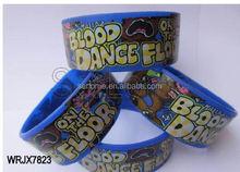 fluorescent glow wristband hand woven friendship bracelet