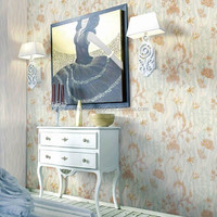 Decorative home wallpaper with hot design