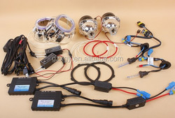 Enhanced version! NHK Angel eye+daytime running car HID conversion kit