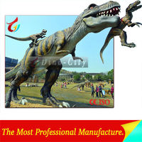 Water and Sunshine proof Mechanical giant dinosaur model