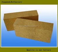 fire High alumina fire bricks for boiler insulation brick for glass furnace