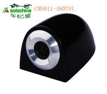Seguridad 480TVL HD cámara oculta Waterproofsmall para coches instalan en el parabrisas