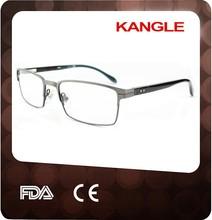 2015 Made in China See eyewear frame new women metal material optical frame