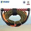 Quality Watersports EVA Grip Aluminum Handle PE PP Kneeboard Rope Water Ski Rope
