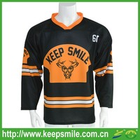 Custom Sublimation Ice Hockey Jersey