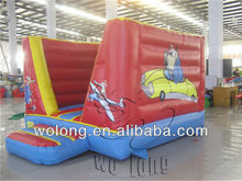 hot sale inflatable combo bouncer, bounce house, kids inflatable castle on sale !!!