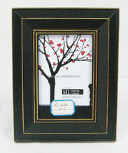 Ningbo manufacturer raw wood photo frame on sale