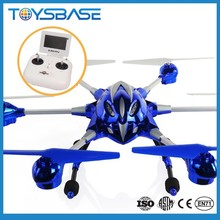 2015 HOT SALE fpv hd transmitter quadcopter with wireless hd av transmitter & receiver kit, China toy