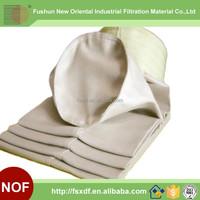 High temperature resistant fiberglass material bag filter of coke industry