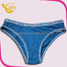 fancy design hot lady wearing thong underwear