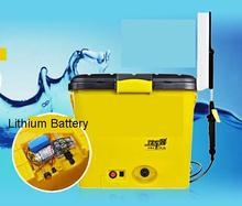 HF-ZM01(08) New High Pressure DC12V 28L Car Washing Machine Portable Lithium Battery Power Car Washer